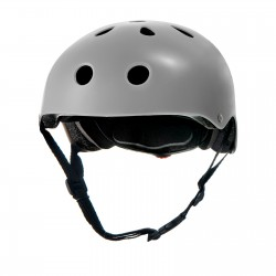 KASK ROWEROWY SAFETY GRAY