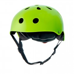 KASK ROWEROWY SAFETY GREEN